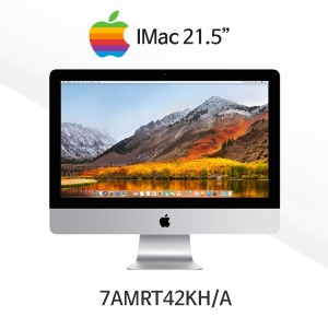 [Apple] 21.5형 iMac - MRT42KH/A /3.0GHz 6코어 i5/Retina 4K/8GB/1TB Fusion Drive/Radeon Pro 560X/Magic Mouse 2 & Keyboad [CTO 가능]